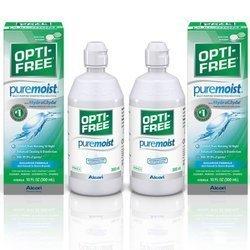Płyn Opti-Free PureMoist 300 ml (2 opakowania)