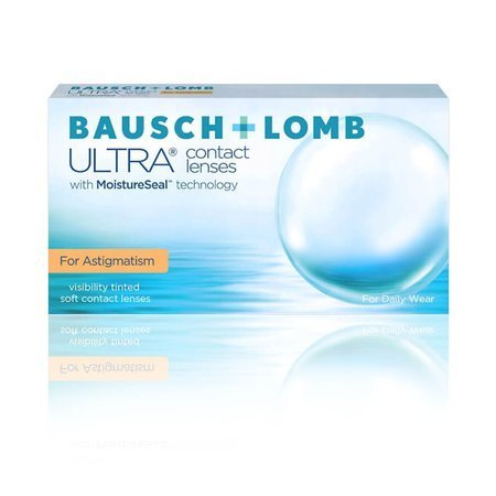 Bausch+Lomb Ultra for Astigmatism 6 szt.