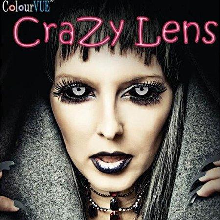 ColourVue Crazy Lens Screla 2 szt. (zerówki)