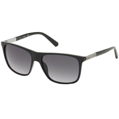 Okulary przeciwsłoneczne Guess GU 6957 01B
