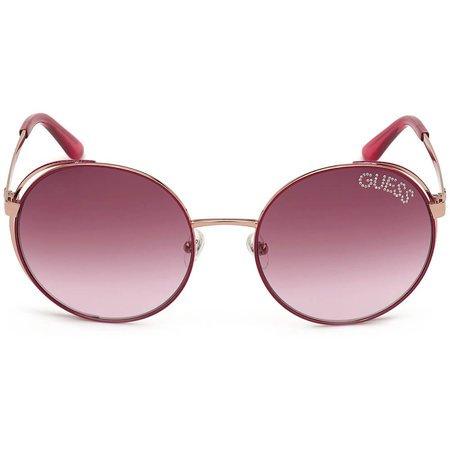 Okulary przeciwsłoneczne Guess GU7697 74T