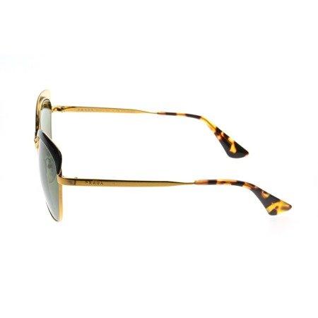 Okulary przeciwsłoneczne Prada SPR 51T LAX-5X Polarized