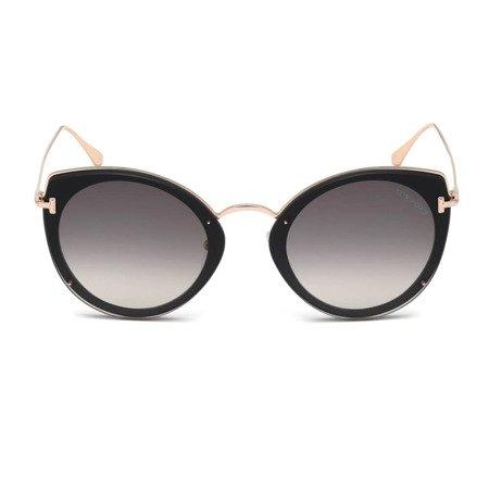 Okulary przeciwsłoneczne Tom Ford FT0683 01B Jess