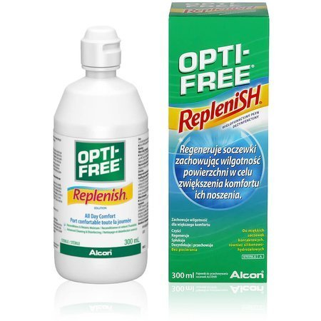 Płyn Opti-Free Replenish 300 ml