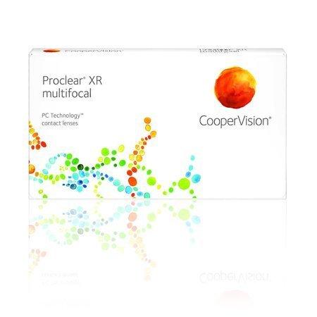 Proclear Multifocal XR 3 szt. typ N