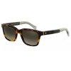 Tommy Hilfiger brązowe masywne okulary przeciwsłoneczne TH 1289/S G83HA